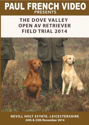 2014 Dove Valley Open AV Retriever Field Trial